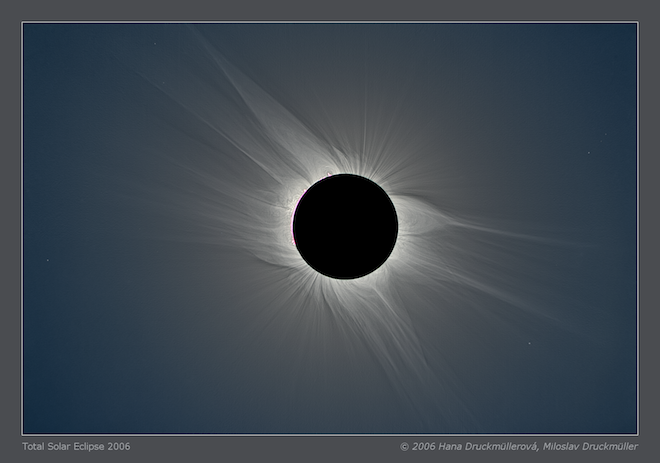 The Total Eclipse of 2006. © Miloslav Drukmullar