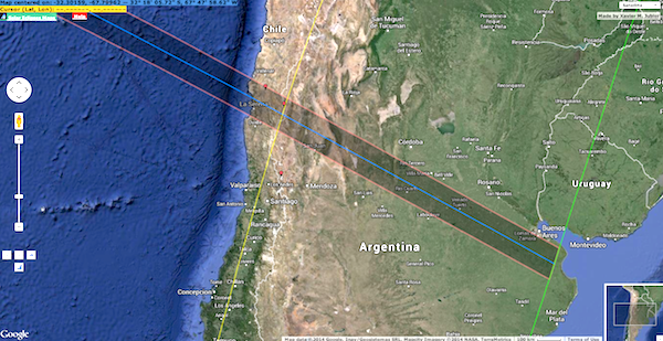 2 July 2019 Total Solar Eclipse