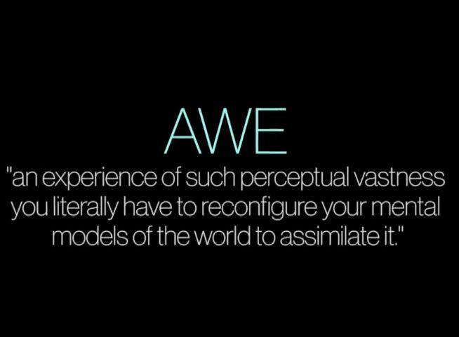 awe definition