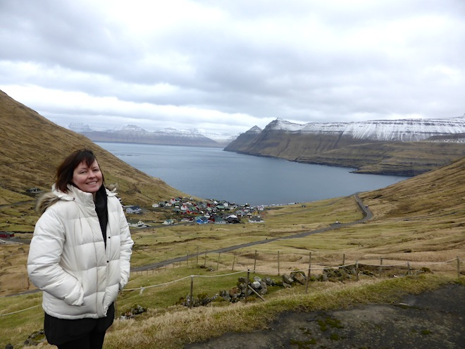 March in the Faroes - make sure to wrap up warm to enjoy the spectacular outdoors.  © Kate Russo 2014